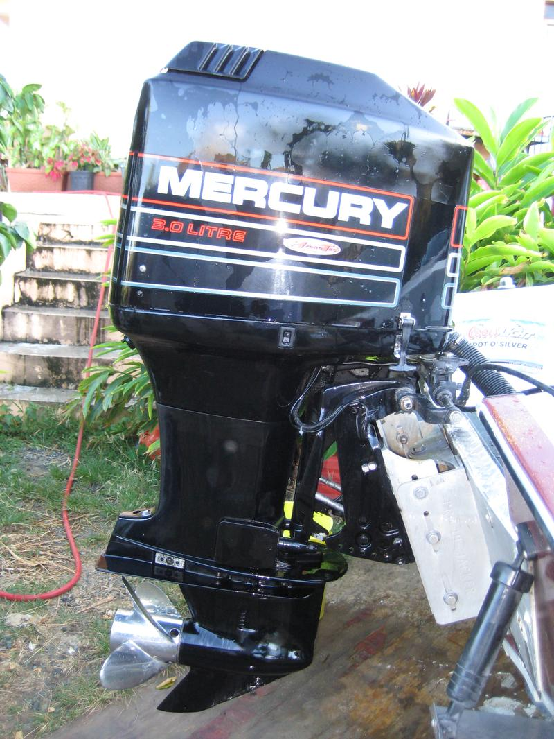 1996 225hp 3 0 Modified Mercury For Sale Great Working